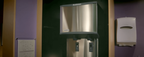 Scotsman – Meridian Ice & Water Dispenser