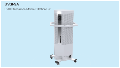 UVGI Stand-alone Mobile Filtration Unit